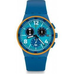 Reloj Swatch Unisex Chrono Plastic Capanno SUSN413