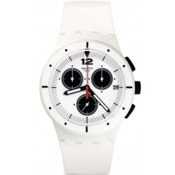 Reloj Swatch Unisex Chrono Plastic Why Again SUSW406