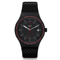 Reloj Swatch Hombre Sistem51 Sistem Damier Automático SUTB406