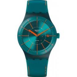 Reloj Swatch Unisex Sistem51 Sistem Green SUTG400 Automático