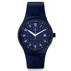 Reloj Swatch Unisex Sistem51 Sistem Noite Automático SUTN405