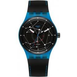 Comprar Reloj Swatch Unisex Sistem51 Sistem Blue Automático SUTS401