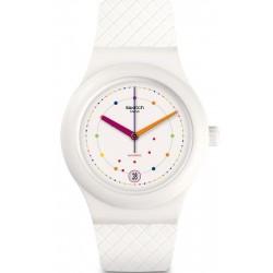 Comprar Reloj Swatch Unisex Sistem51 Sistem Polka Automático SUTW403