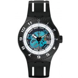 Comprar Reloj Swatch Hombre Scuba Libre Feel The Sea SUUB101