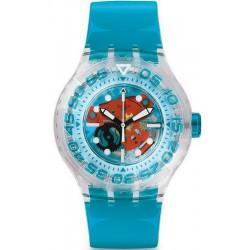 Reloj Swatch Unisex Scuba Libre O-Tini SUUK103