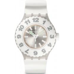 Reloj Swatch Unisex Scuba Libre Die Weisse SUUK114