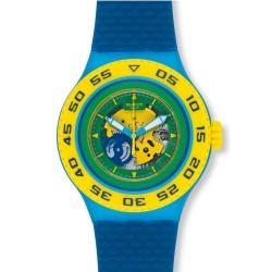 Reloj Swatch Unisex Scuba Libre Infrario SUUS102