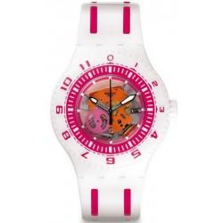 Reloj Swatch Unisex Scuba Libre Feel The Wave SUUW101