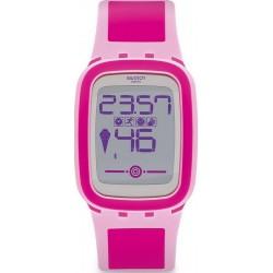 Comprar Reloj Swatch Mujer Digital Touch Zero One Pinkzero SUVP100
