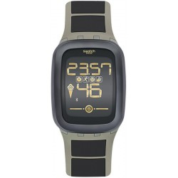 Comprar Reloj Swatch Hombre Digital Touch Zero One Earthzero SUVT100