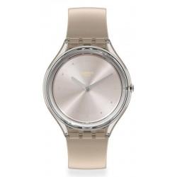 Reloj Swatch Mujer Skin Regular Skin Cloud SVOK109