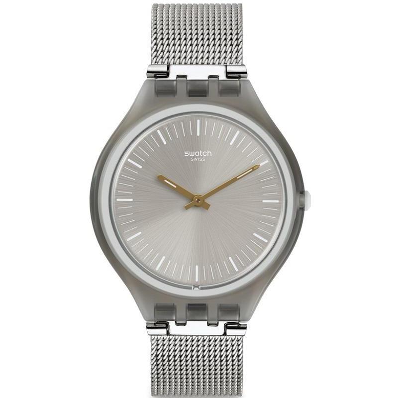 Swatch SVOM100M Skin Regular Skinmesh Reloj Mujer b0c61e422cb2