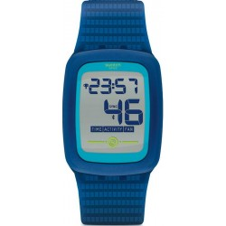 Reloj Swatch Unisex Digital Touch Zero Two Electrozero2 SVQN100