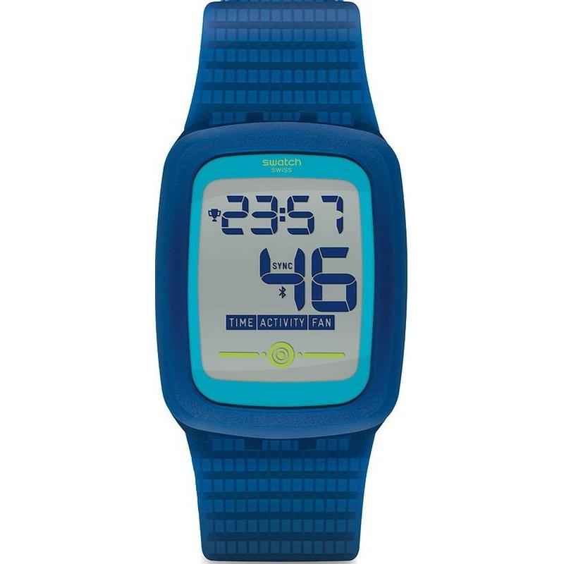 Touch Reloj Unisex Digital Svqn100 Electrozero2 Zero Swatch Two byfgY6v7