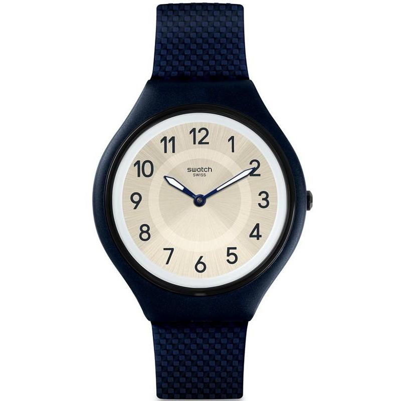 Reloj Swatch Unisex Skin Big Skinnight SVUN101 - Joyería de Moda 3febbf7fe136