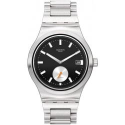 Reloj Swatch Hombre Irony Sistem51 Orange En Cage Automático SY23S406G
