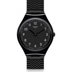 Reloj Swatch Unisex Skin Irony Skincoal SYXB100GG