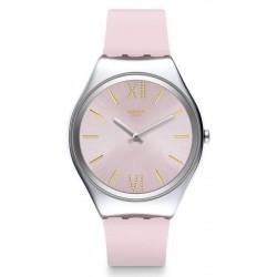 Reloj Swatch Mujer Skin Irony Skin Lavanda SYXS124