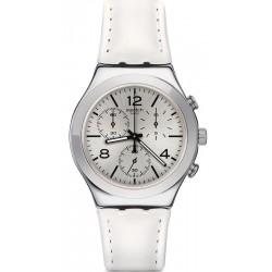 Reloj Swatch Unisex Irony Chrono Biancamente YCS111