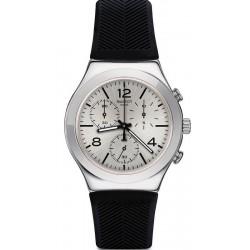 Reloj Swatch Unisex Irony Chrono Neramente YCS111C
