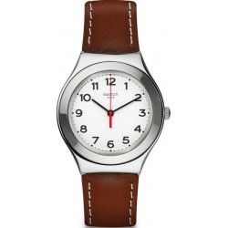 Reloj Swatch Unisex Irony Big Strictly Silver YGS131