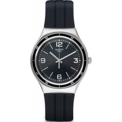 Reloj Swatch Hombre Irony Big Shiny Black YGS132