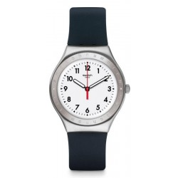 Reloj Swatch Unisex Irony Big Black Reflexion YGS135