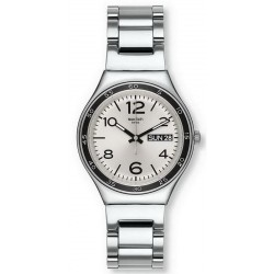 Reloj Swatch Unisex Irony Big Grey Shirt YGS766G