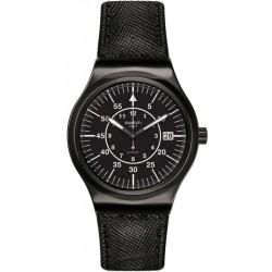 Reloj Swatch Hombre Irony Sistem51 Sistem Slate Automático YIB400