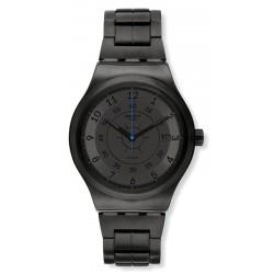 Reloj Swatch Hombre Irony Sistem51 Sistem Dark Automático YIB401G