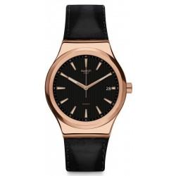 Reloj Swatch Unisex Irony Sistem51 Sistem Rosee Automático YIG400