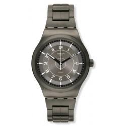 Reloj Swatch Hombre Irony Sistem51 Sistem Brushed Automático YIM400G