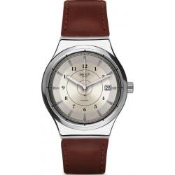 Reloj Swatch Hombre Irony Sistem51 Sistem Earth Automático YIS400