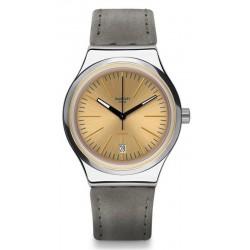 Reloj Swatch Unisex Irony Sistem51 Sistem Sand Automático YIS411