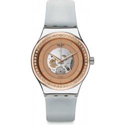 Reloj Swatch Mujer Irony Sistem51 Sistem Polaire Automático YIS415