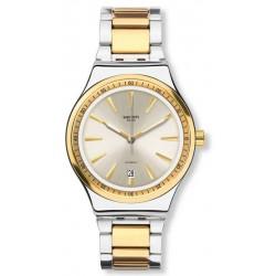 Reloj Swatch Unisex Irony Sistem51 Sistem Bling Automático YIS429G