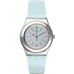 Reloj Swatch Mujer Irony Medium Mint Halo YLS193