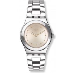 Reloj Swatch Mujer Irony Medium Puntagialla YLS197G