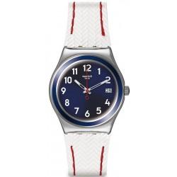Reloj Swatch Mujer Irony Medium Vela Bianca YLS449