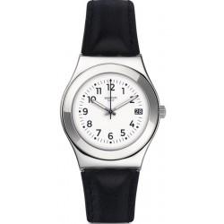 Reloj Swatch Mujer Irony Medium Licorice YLS453