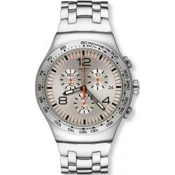 Reloj Swatch Hombre Irony Chrono Shiny Addict YOS445G