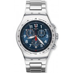 Comprar Reloj Swatch Hombre Irony Chrono Blue Maximus YOS455G