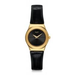 Reloj Swatch Mujer Irony Lady Nuit Blanche YSG156