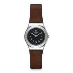 Reloj Swatch Mujer Irony Lady Chataigne YSS322