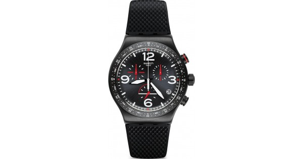 Swatch Back Chrono Hombre Is Irony Reloj Black Yvb403 rdCshQt