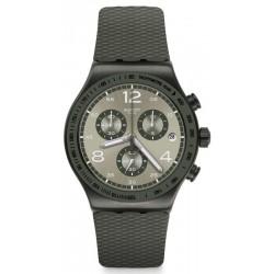 Reloj Swatch Hombre Irony Chrono Turf Wrist YVM404