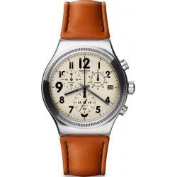 Reloj Swatch Hombre Irony Chrono Leblon YVS408