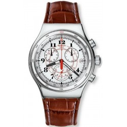Reloj Swatch Hombre Irony Chrono Back To The Roots YVS414