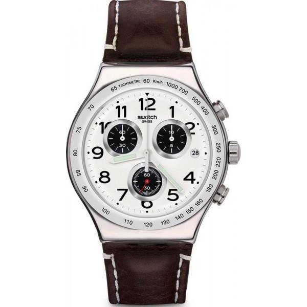 Comprar Reloj Swatch Hombre Irony Chrono Destination Hamburg YVS432