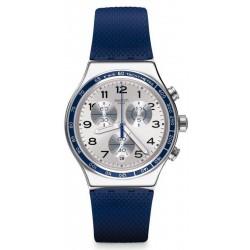 Reloj Swatch Unisex Irony Chrono Frescoazul YVS439